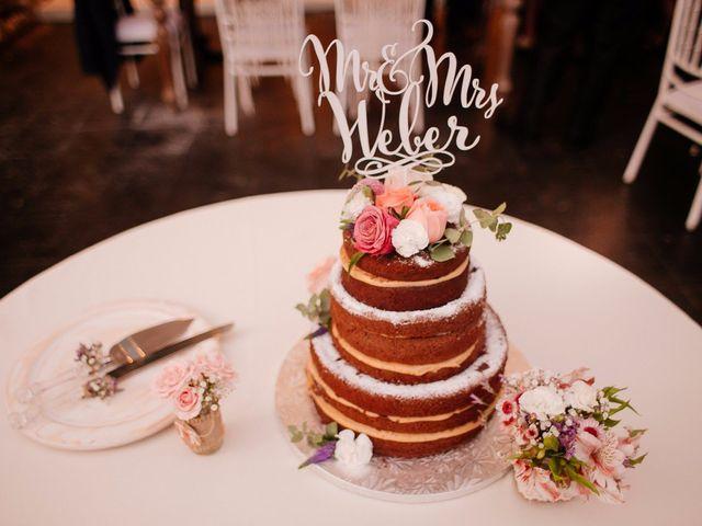 17 tortas para matrimonios en verano