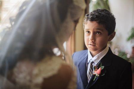 Consejos para hacer participar a los ni�os en la ceremonia de tu boda