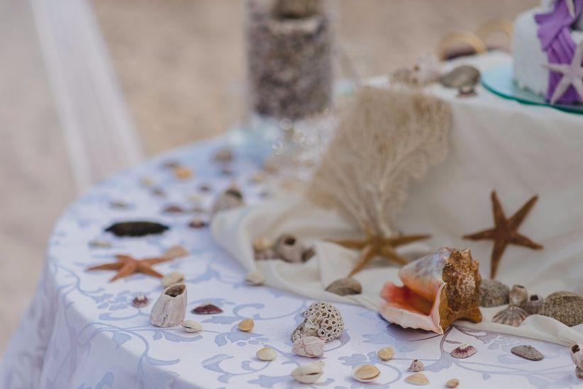 16 buenas ideas de decoraci n para una ceremonia en la playa for Buenas ideas decoracion
