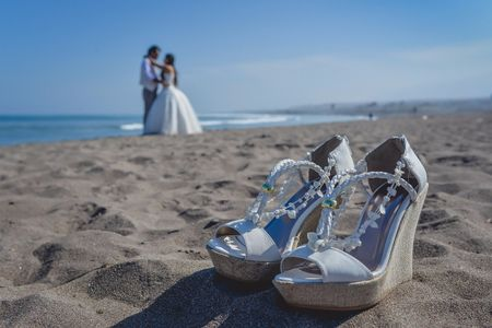 35 alpargatas de novia para un matrimonio al aire libre