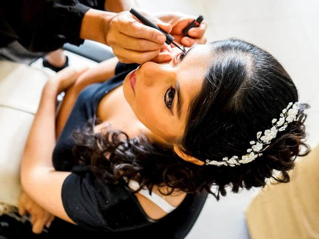 Tips para el maquillaje de novia ideal