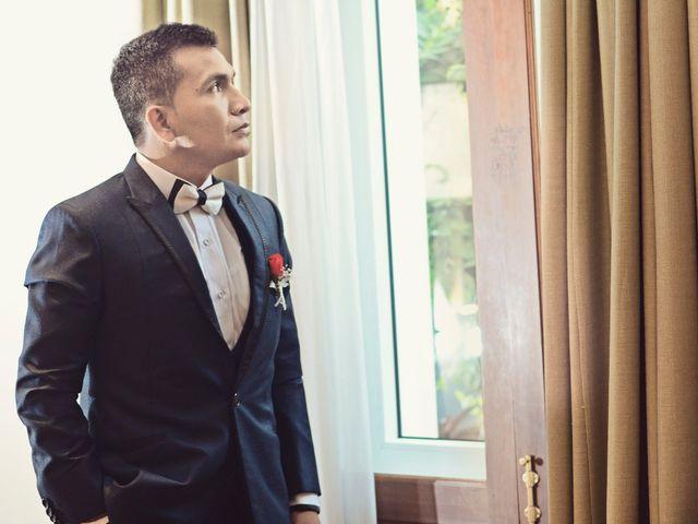 ¿Cómo elegir el traje de novio perfecto?