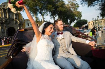 7 consejos para contratar el auto de matrimonio