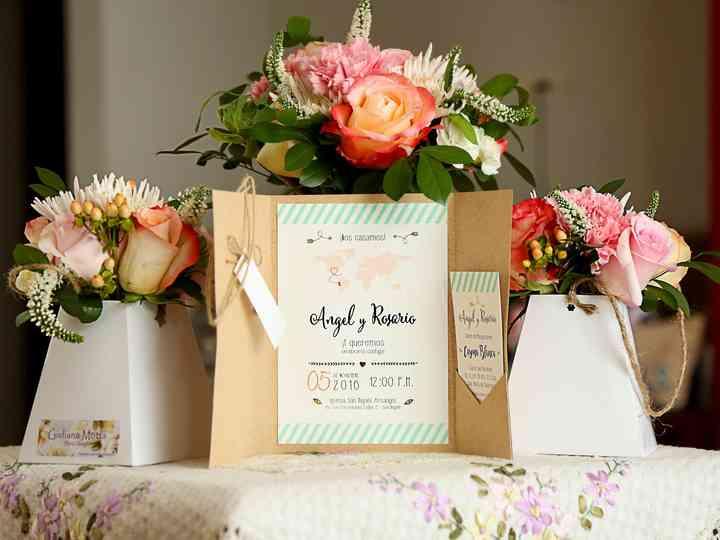Arreglos Florales Para Boda Una Opción Romántica Y Natural