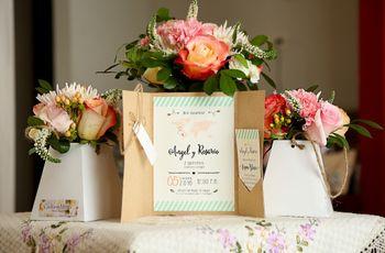 Arreglos florales para boda: una opción romántica y natural