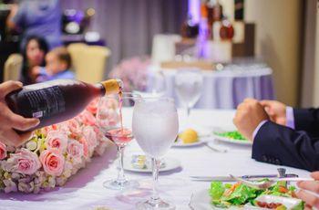7 claves para calcular las bebidas de su boda