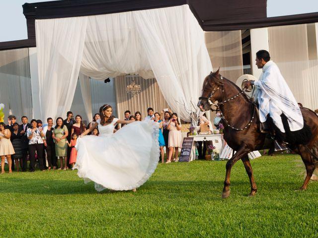 ¿Cómo y por qué incluir un show peruano en su matrimonio?