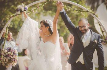 22 tradiciones que podrías cambiar para tu matrimonio