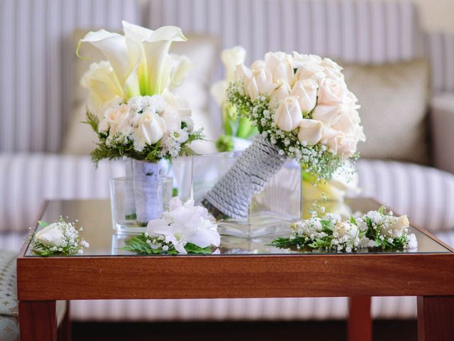 Las flores para el matrimonio: ¿en qué basarse para elegirlas?