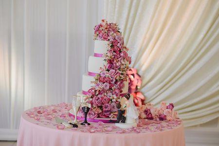 Tendencias en tortas de matrimonio ¡irresistibles!