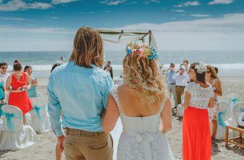 Menú para un matrimonio en la playa ¡delicia y frescura a la carta!