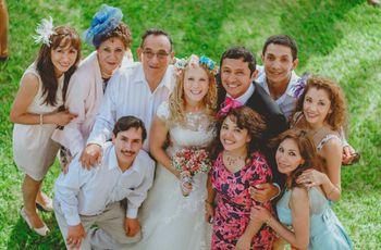 El dress code o código de vestimenta en un matrimonio