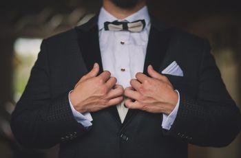 8 complementos clave para el novio ¡no te los pierdas!