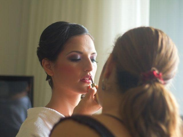 Lo que tu lápiz labial dirá de ti el día de tu boda