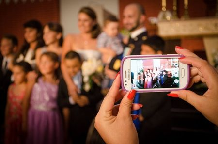 Cómo sacar las mejores fotos de tu matrimonio con Instagram