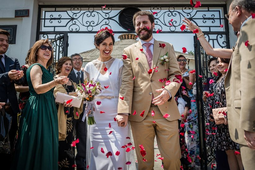 Denle personalidad a su matrimonio civil con estas fantásticas opciones