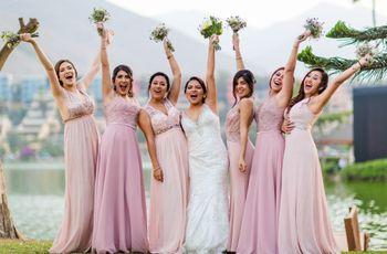 ¿Por qué deberías tener damas de honor? 11 respuestas que necesitas leer