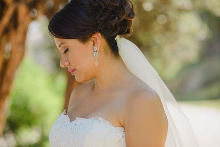 Aretes de novia: las joyas que nunca pasan de moda