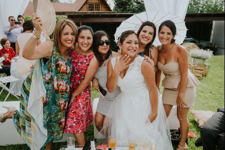 Las mujeres del matrimonio: apoyo y comprensión a toda prueba