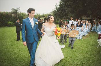 Cómo integrar a su familia en la ceremonia de matrimonio