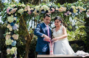 Hermosas lecturas para la ceremonia de la arena en su boda