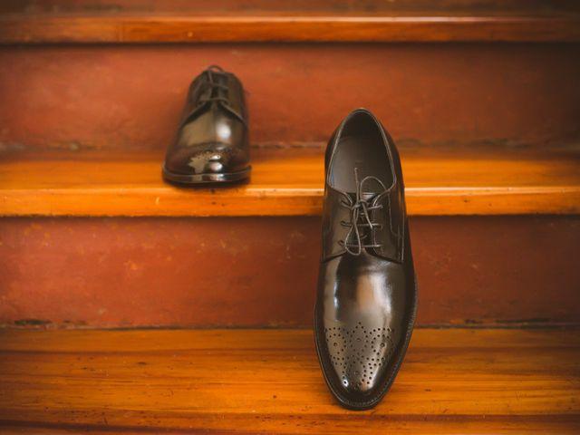 Zapatos de novio: conoce los estilos y con qué trajes combinarlos