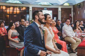 El ensayo de la ceremonia: paso previo al día de la boda
