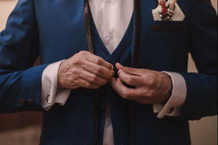 El 'dress code' para el padrino de boda