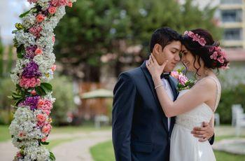 Los colores del matrimonio: 6 claves para elegir la opción perfecta