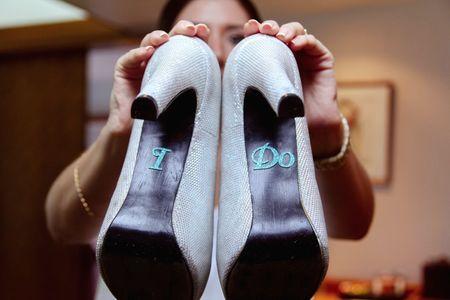 Sticker para zapatos de novia: ¿qué es y porqué unirse a esta moda?