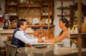Dormir juntos o separados una noche antes de su matrimonio