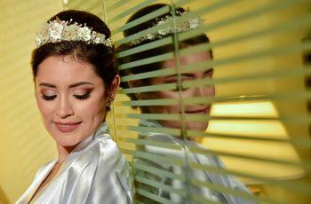 La prueba de maquillaje de novia: un imprescindible para tu gran día