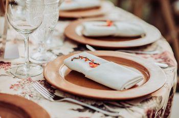 Menús especiales para los invitados ¿qué deben tener en cuenta?