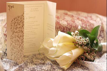 Tarjetas de matrimonio elegantes, los estilos que deberías tener a la vista