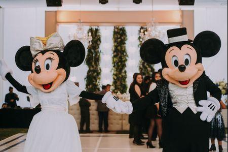 Luna de miel en Disney: un viaje de cuento de hadas