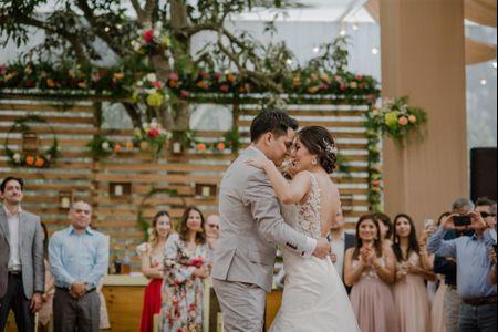 70 canciones románticas para su primer baile de casados