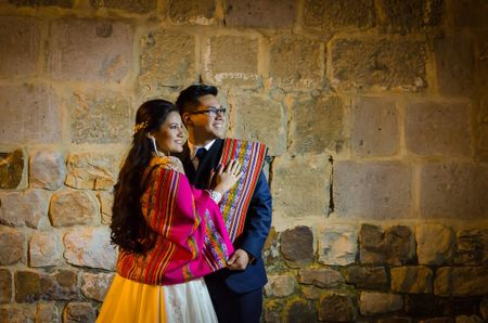 Matrimonio en Huancayo: abundancia a manos llenas