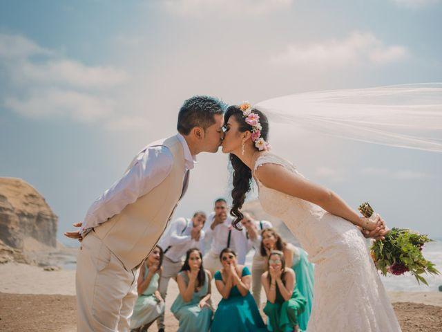 Los besos de boda más bonitos del Perú este 2019: ¡Sí, quiero!