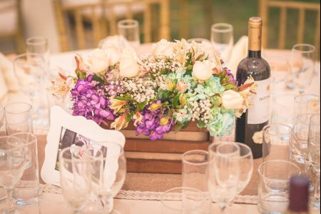 Ideas para planear la decoraci�n de tu matrimonio
