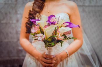 Bouquet de novia 2017: ¿Conoces la tendencia?