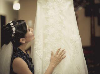 Cuidados para tu vestido de novia: antes, durante y después