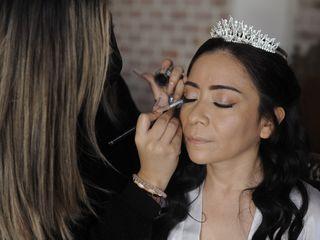 Zorkha Alexandrova Make Up 2