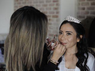 Zorkha Alexandrova Make Up 3