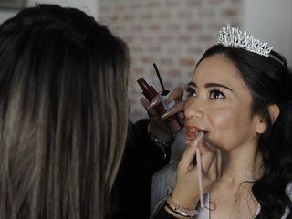 Zorkha Alexandrova Make Up 4