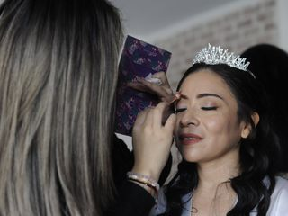 Zorkha Alexandrova Make Up 5