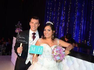 Mariela Heysen Wedding 1