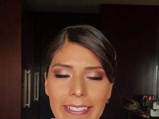 Gigi Remond Make Up 2