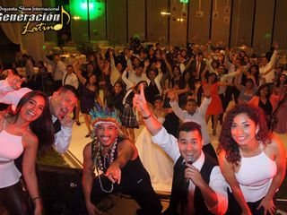 Orquesta Generación Latina 7