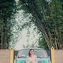 El matrimonio de Milagros Fuertes y La Lola VW Kombi 10