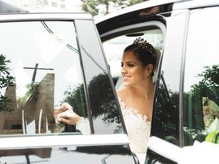 Lima Wedding Car 1